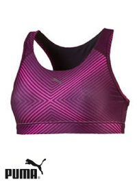 Women's Puma PWR Shape Bra Top (514603-08) x6: £7.95